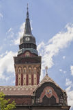Subotica town hall Royalty Free Stock Photos