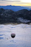 Subra. Photo was taken in Montenegro Royalty Free Stock Image