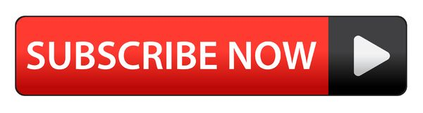 Subscribe now button stock illustration