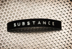 Substance Stock Image