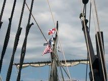 Substance de bateau image libre de droits