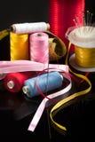 Substance de couture Photo stock