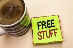 Substance gratuite des textes d'écriture de Word Le concept d'affaires pour complémentaire exempt d'impayé sans frais de Chargele image libre de droits