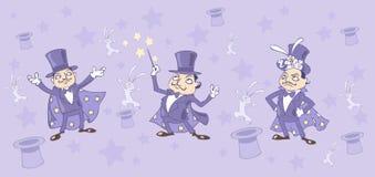 Substance magique illustration de vecteur