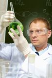 Substance study Stock Photos
