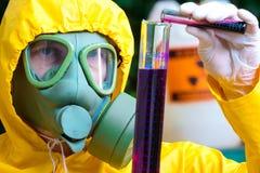 Substances toxiques Images libres de droits