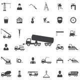 Substanci chemicznej ciężarowa ikona ilustracja wektor