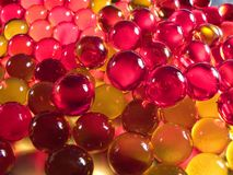 substancja chemiczna kapsułki Obraz Stock