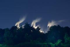 2011 substancja chemiczna może Odessa roślina Ukraine Zdjęcia Stock