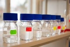 substancje chemiczne zdjęcia stock
