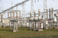 Substation Stock Image