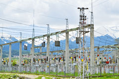 Substation Stock Photography