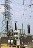 Substation Stock Photo