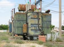 Substation,transformer Stock Images