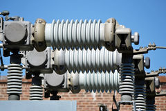 Substation 10 Stock Photos