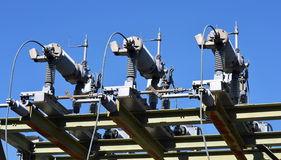 Substation 11 Royalty Free Stock Photography