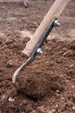 Subsurface landbouwer Stock Fotografie