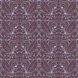 Subtiel bloemenpatroon Royalty-vrije Stock Afbeeldingen