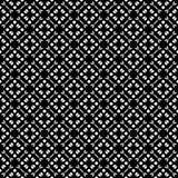 Subtiel geometrisch naadloos patroon, oosterse stijl royalty-vrije illustratie