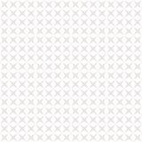 Subtiel minimalistisch vector wit en roze naadloos patroon met dwarslijnen, net royalty-vrije illustratie