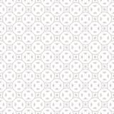 Subtiel wit en grijs vector geometrisch naadloos patroon Minimale achtergrond vector illustratie