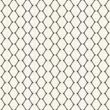 Subtiele netwerktextuur Vector naadloos patroon, gevoelig rooster vector illustratie