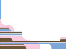 subtil kant vektor illustrationer