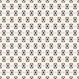Subtiler abstrakter geometrischer Hintergrund Vektornahtloses Verzierungmuster vektor abbildung