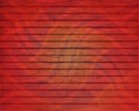 Subtilt rött slätar royaltyfri illustrationer
