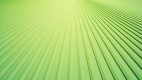Subtle Green Background - Abstract Tropical Fan Leaf Graphic Illustrated Backdrop royalty free stock photo