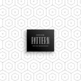 Subtle hexagonal dots pattern background royalty free illustration