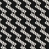 Subtle black and white lace texture. Vector abstract geometric seamless pattern vector illustration