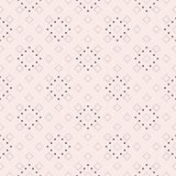 Subtle minimalist dotted seamless pattern, delicate vector background. Subtle minimalist dotted seamless pattern, delicate vector texture in trendy pastel Stock Photos
