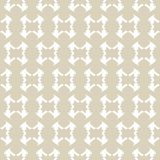 Subtle vector abstract geometric seamless pattern with butterfly silhouettes stock illustration