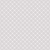 Subtle vector minimalist seamless pattern with tiny star shapes, delicate grid stock illustration