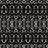 Subtle vector texture. Seamless pattern with thin curved lines. Stock Photo