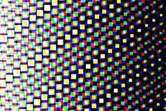 Subtractief en verslavend kleurenmodel royalty-vrije illustratie
