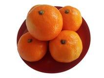 subtropical frukt Royaltyfria Bilder