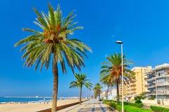 Suburb of Barcelona. Stock Photography