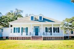 Suburban American Home Stock Image