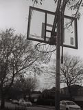 Suburban Basketball stock images