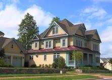 Suburban Family Home Royalty Free Stock Photo