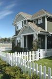Suburban Home Royalty Free Stock Photo