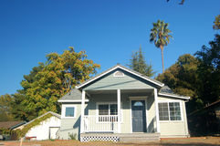 Suburban House. A house in the suburbs Stock Photo