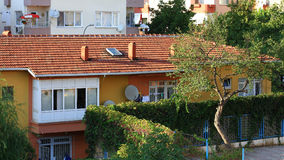 Suburban House. Housing in suburb of Istanbul Stock Photography