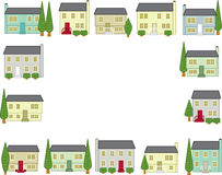 Suburban Houses Stock Images