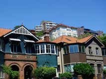 Suburban Houses Stock Photos