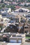 Suburban housing Stock Image