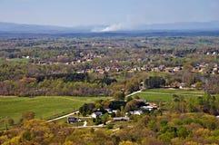 Suburban Landscape Royalty Free Stock Image
