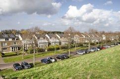 Free Suburban Neighbourhood In Rotterdam Stock Images - 215716294